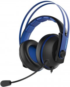 Наушники Asus Cerberus V2 Black-Blue (90YH016B-B1UA00)