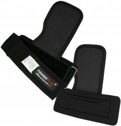 Лямки для тяги PowerPlay 7063 Black (PP_7063_Black)