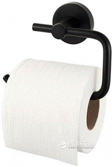 Держатель для туалетной бумаги HACEKA Kosmos Black (402914)