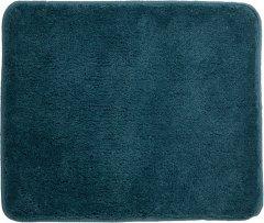 Коврик для ванной комнаты Kela Livana 100х60 Зелено-синий (24012) (4025457240126)