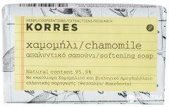 Смягчающее мыло для лица и тела Korres с ромашкой 125 г (5203069039188)