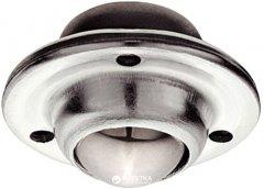 Опора шариковая Hafele с пластиной D25/45 мм 17 кг (661.02.250)