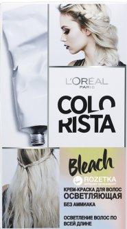 Крем-краска для волос осветляющая L'Oreal Paris Colorista Bleach (3600523414055)