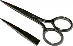 Ножницы маникюрные для ногтей Zauber-manicure длинные 01-153 (4004904001534)