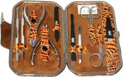 Маникюрный набор Zauber-manicure 10 предметов MS-148 (4004904001480)