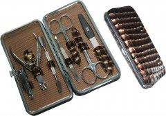 Маникюрный набор Zauber-manicure ZBR 044S 7 предметов (4004904000445)