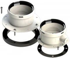 Комплект соединительных элементов GROPPALLI для конденсационных котлов 80/80 мм (BB11120)