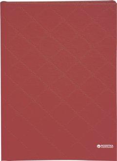 Ежедневник недатированный Buromax Chanel А5 из бумвинила на 288 страниц Малиновый (BM.2046-29)
