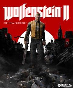 Wolfenstein II: The New Colossus для ПК (PC-KEY, русская версия, электронный ключ в конверте)