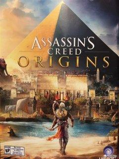 Assassin's Creed: Истоки для ПК (PC-KEY, русская версия, электронный ключ в конверте)