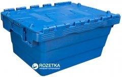 Ящик пластиковый с крышкой Sembol SPKM4320/SPKM4321 400х300х200 мм (62505050-P00105)
