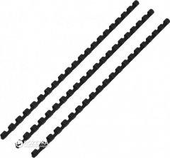 Пластиковые пружины DA d 10 мм 100 шт Черные (1220201100606)