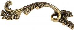 Мебельная ручка Bosetti Marella A 15074.064.S Золотая (VR18766)