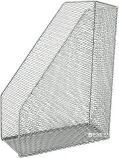 Вертикальный лоток Axent 100x250x320 мм Серебристый (2120-03-A)
