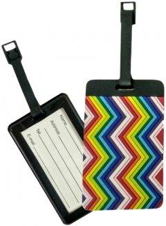 Бирка для чемодана Travelite Accessories Zigzag (TL000015-911)
