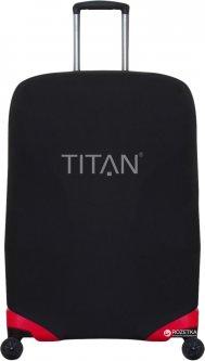 Чехол для чемодана Titan Accessories L Black (Ti825304-01)