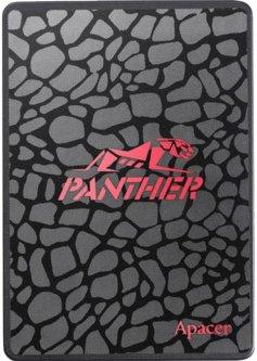 "Apacer AS350 Panther 120GB 2.5"" SATAIII TLC (AP120GAS350-1)"