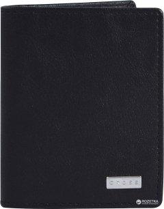 Обложка для документов Cross Insignia Черная (AC248422B-1)