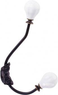 Крючок Ferro Fiori CR 9161 Черно-белый (VR31485)