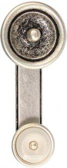 Крючок Ferro Fiori CR 9121.96 Античное серебро (VR18549)