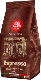 Кофе в зернах Amalfi Espresso Gusto Forte 250 г (4820163370057)