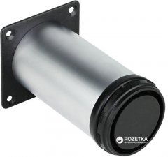 Ножка мебельная Smart регулируемая D50 мм H100 мм Алюминий (VR99642)