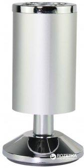 Ножка мебельная Smart регулируемая NА 12/С00 RN D48 мм Н120 мм Алюминий (VR12610)