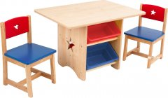Детский стол KidKraft Star Table & Chair Set (26912)