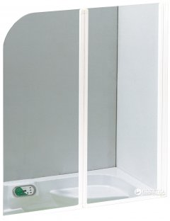 Шторка для ванны EGER 599-121W