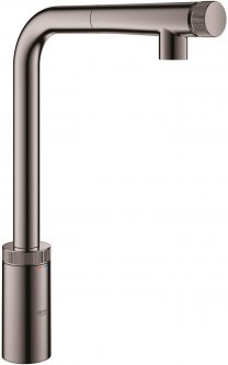 Смеситель кухонный с выдвижным изливом GROHE Minta Smartcontrol 31613A00