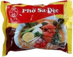 Лапша рисовая Bich-Chi со вкусом говядины 60 г (8934863307407)