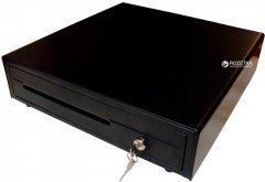 Денежный ящик NRJ KD41BS12 Black (14029)