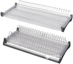 Сушка для посуды Rejs 450 мм с рамой WE06.1124.01.001 Хром (Вариант-3) (VR88655)