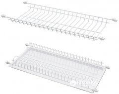 Сушка для посуды Rejs 500 мм WE06.1625.01.010 Белая (Стандарт-1) (VR55197)