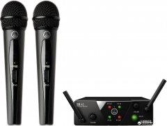 Радиосистема AKG WMS 40 Mini 2 Vocal Set BD ISM2/3 EU/US/UK (864.375, 864.850) (225203)