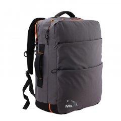 Рюкзак для ручной клади Cabin Max Edinburgh Gray/Orange (50х40х20 см) (702679485187)
