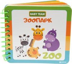 Игрушка-книжка Baby Team Зоопарк (8731)