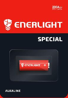 Батарейка Enerlight Special Alkaline 23 GA 1 шт (50230101)