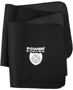 Пояс для похудения Power System Slimming Belt WT Pro PS-4001 L (PS-4001_L_Black)