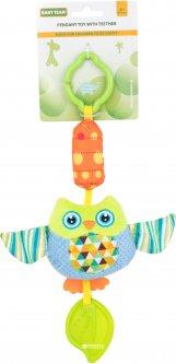 Мягкая игрушка-колокольчик Baby Team Сова (8520_Сова)