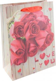 Пакет подарочный Angel Gifts 26 x 32 x 10 см (Я18870_AG91331_2)