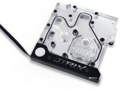 Водоблок EKWB EK-FB ASUS Z270E Strix RGB Monoblock Nickel (3831109821701)
