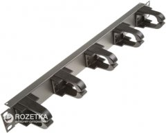 "Организатор кабеля Molex 19"" 1U односторонний для серверного шкафа/стойки (25.B016G)"
