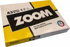 Бумага офисная Zoom А3 80 г/м2 класс С 500 листов Белая (6416764001018)
