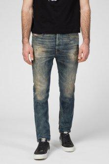 Чоловічі сині джинси D-EETAR Diesel 30-32 00SQLY 0098G
