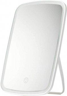Зеркало для макияжа Xiaomi Jordan Judy NV026 White с LED подсветкой (6971418388353)