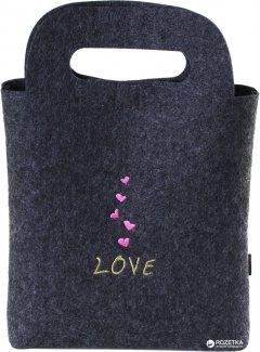 Сумка для подарка Red Point Gift bag 27х21 см Love (ИФ.02.В.11.00.181)