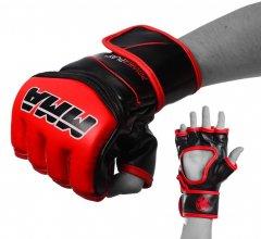Перчатки MMA PowerPlay 3055 M Black/Red (PP_3055_M_Red)