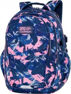 Рюкзак школьный CoolPack Factor Pink Strokes 46x32x17 см 29 л (C02187)