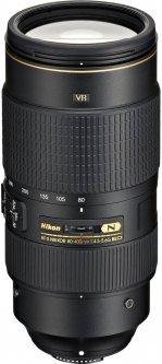 Nikon AF-S Nikkor 80-400mm f/4.5-5.6G ED VR (JAA817DA) Официальная гарантия!